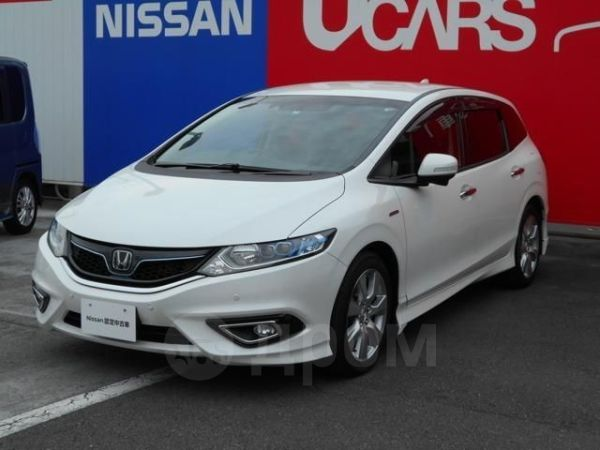 Honda Jade, 2015 год, 855 000 руб.