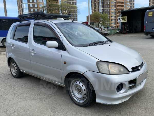 Daihatsu YRV, 2002 год, 108 000 руб.