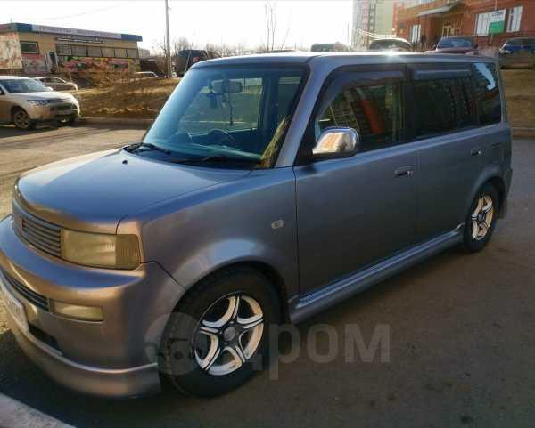 Toyota bB, 2001 год, 280 000 руб.
