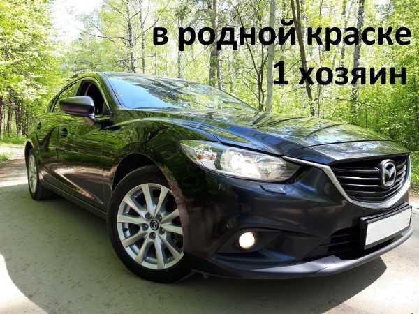 Mazda Mazda6, 2015 год, 1 090 000 руб.