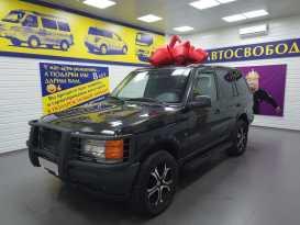 Свободный Range Rover 2000