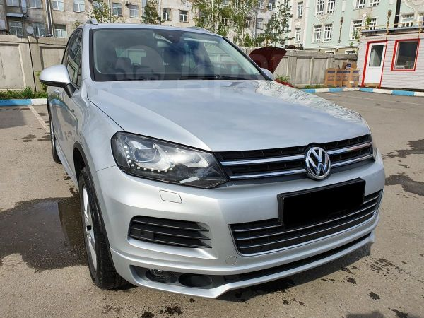 Volkswagen Touareg, 2014 год, 1 799 000 руб.