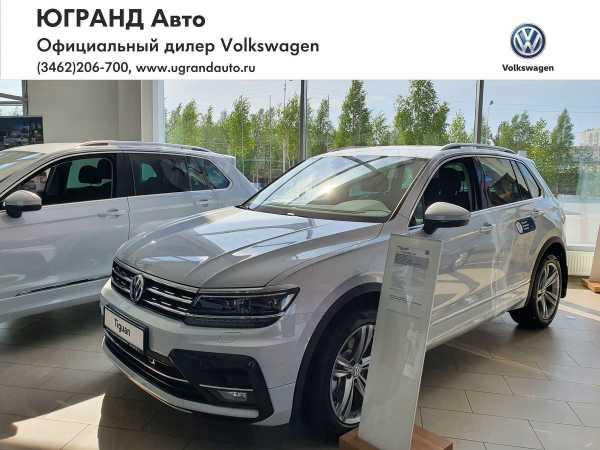 Volkswagen Tiguan, 2020 год, 2 668 842 руб.
