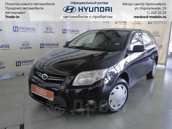 Toyota Corolla Fielder, 2011 год, 495 000 руб.