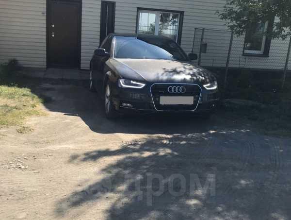 Audi A4, 2012 год, 1 020 000 руб.
