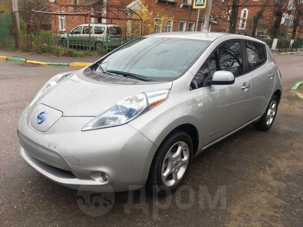 Nissan Leaf, 2011 год, 740 000 руб.