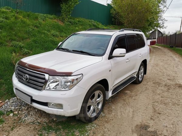Toyota Land Cruiser, 2010 год, 2 015 000 руб.