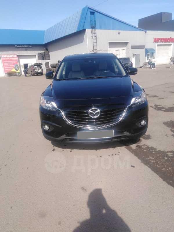 Mazda CX-9, 2014 год, 1 290 000 руб.