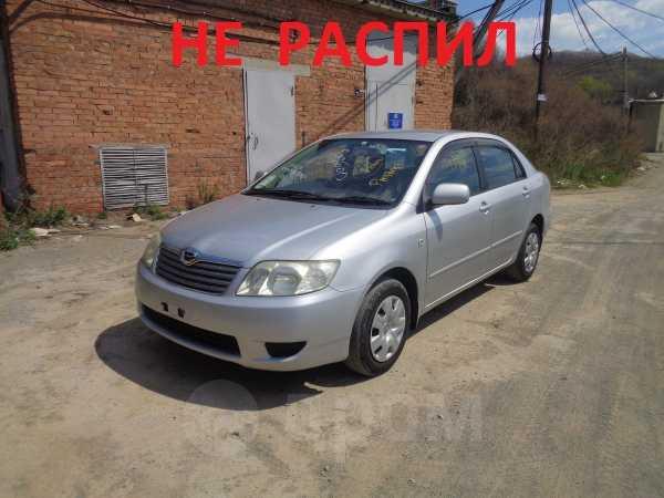 Toyota Corolla, 2006 год, 290 000 руб.