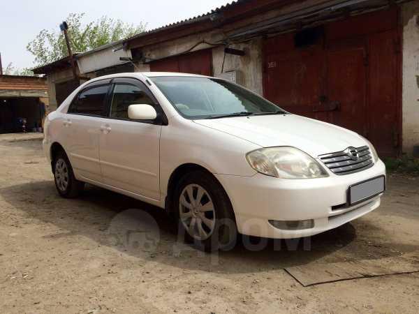Toyota Corolla, 2003 год, 348 000 руб.