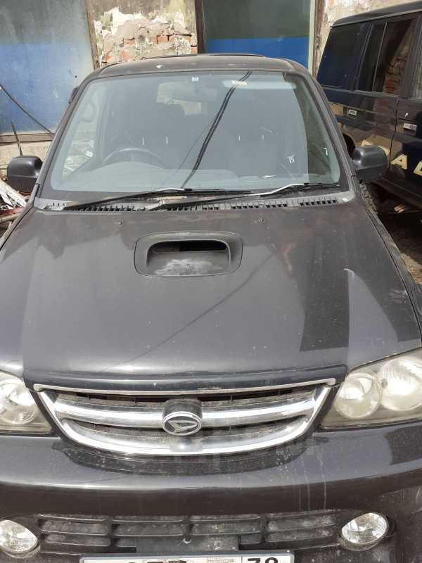 Daihatsu Terios, 2001 год, 300 000 руб.