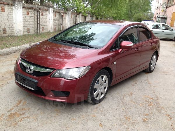 Honda Civic, 2010 год, 460 000 руб.