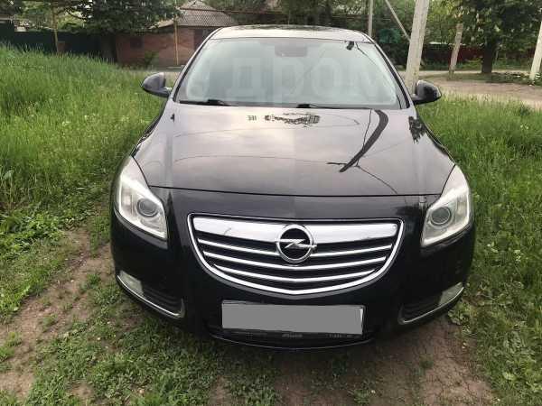 Opel Insignia, 2010 год, 535 000 руб.