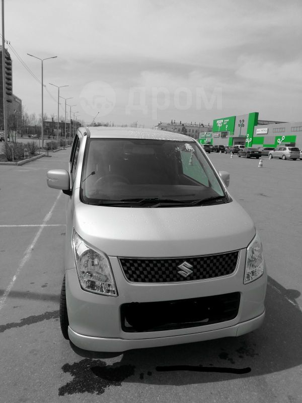 Suzuki Wagon R, 2010 год, 235 000 руб.