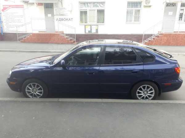 Hyundai Elantra, 2002 год, 130 000 руб.
