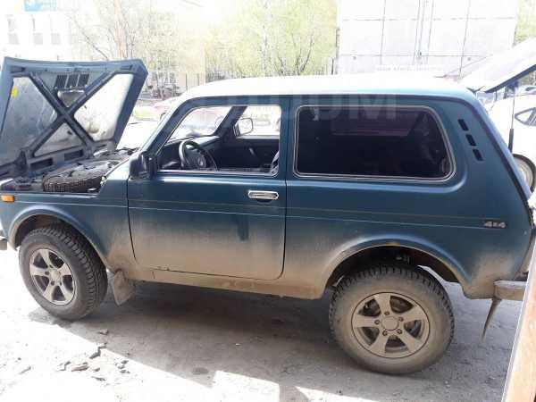 Лада 4x4 2121 Нива, 2011 год, 190 000 руб.