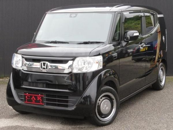 Honda N-BOX Slash, 2015 год, 650 000 руб.