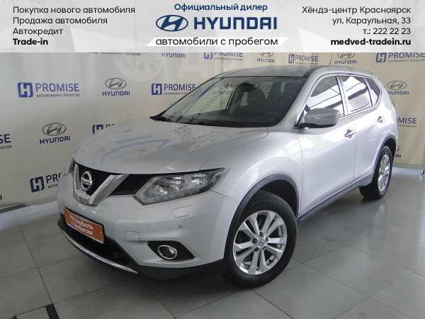 Nissan X-Trail, 2015 год, 1 095 000 руб.