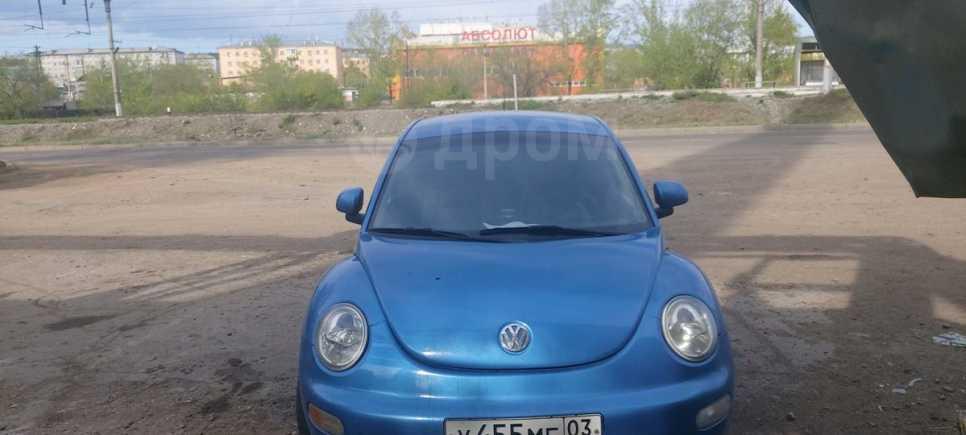 Volkswagen Beetle, 1999 год, 230 000 руб.
