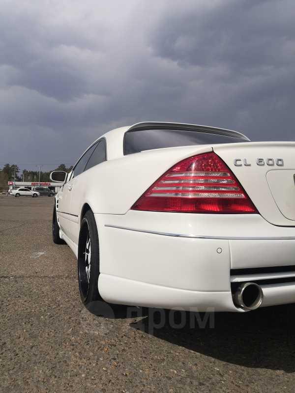Mercedes-Benz CL-Class, 2004 год, 600 000 руб.