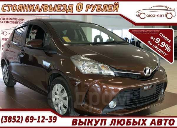 Toyota Vitz, 2014 год, 660 000 руб.