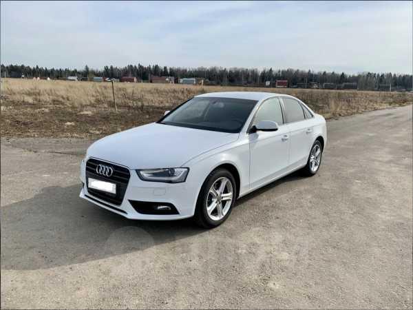 Audi A4, 2015 год, 830 000 руб.