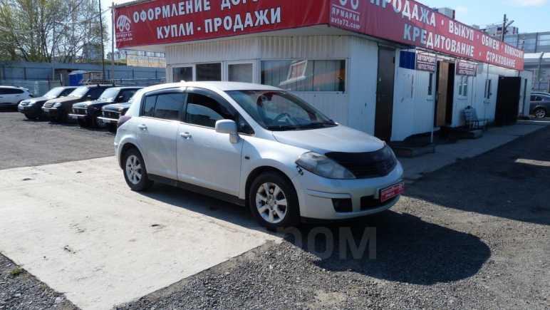 Nissan Tiida, 2008 год, 275 000 руб.