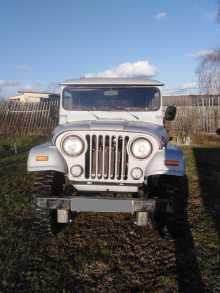 Билимбай Jeep 1992