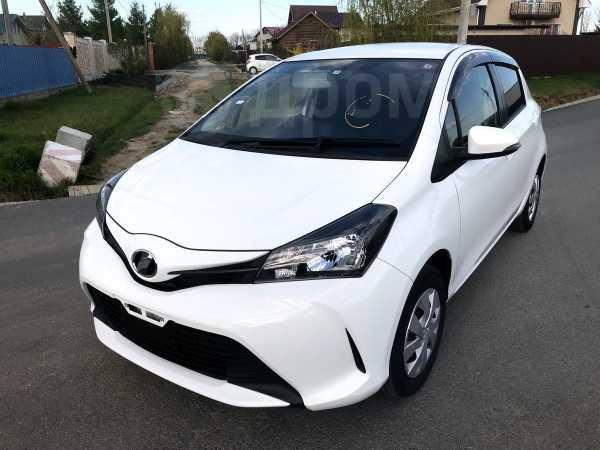 Toyota Vitz, 2015 год, 440 000 руб.
