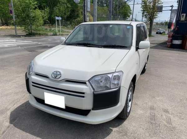 Toyota Succeed, 2019 год, 450 000 руб.