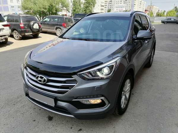 Hyundai Santa Fe, 2016 год, 1 560 000 руб.