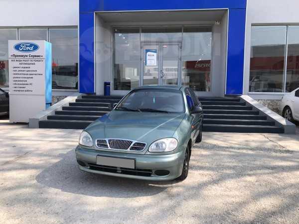 Chevrolet Lanos, 2006 год, 109 000 руб.