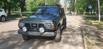 Краснодар Patrol 1994
