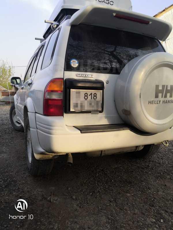 Suzuki Escudo, 1998 год, 410 000 руб.