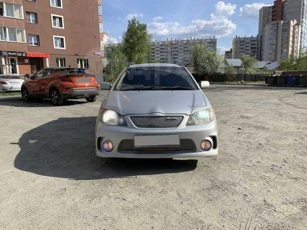 Toyota Corolla Fielder, 2002 год, 300 000 руб.