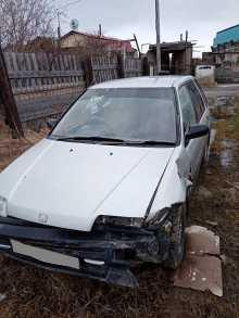 Северобайкальск Civic Shuttle 1994