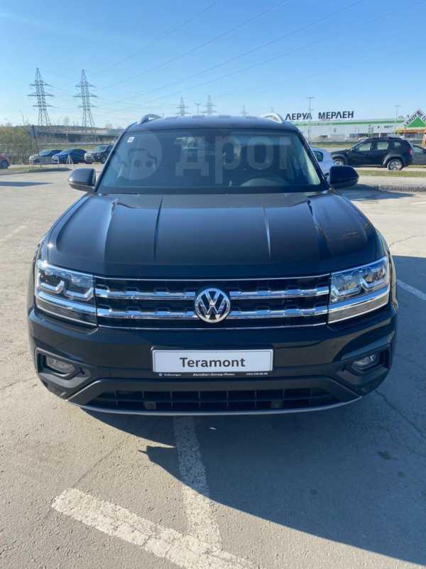 Volkswagen Teramont, 2019 год, 3 464 000 руб.