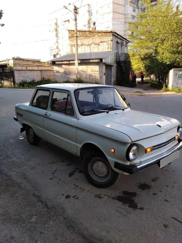 ЗАЗ Запорожец, 1993 год, 25 000 руб.