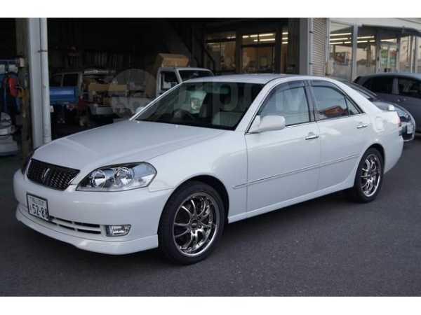 Toyota Mark II, 2004 год, 305 000 руб.