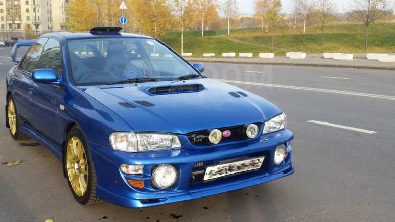 Subaru Impreza, 1995 год, 90 000 руб.