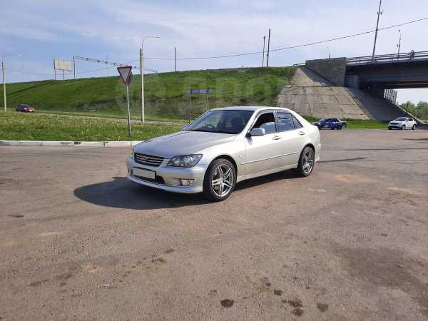 Toyota Altezza, 1999 год, 375 000 руб.