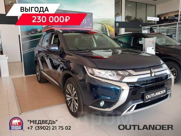 Mitsubishi Outlander, 2019 год, 1 966 000 руб.