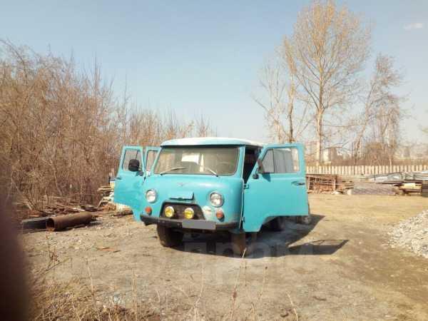 УАЗ Буханка, 1991 год, 80 000 руб.