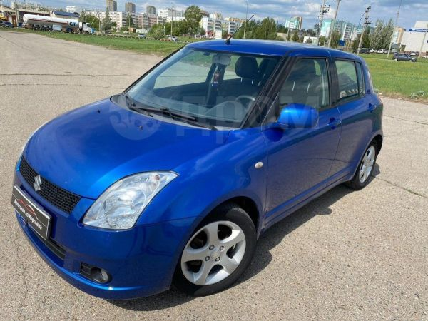 Suzuki Swift, 2007 год, 265 000 руб.