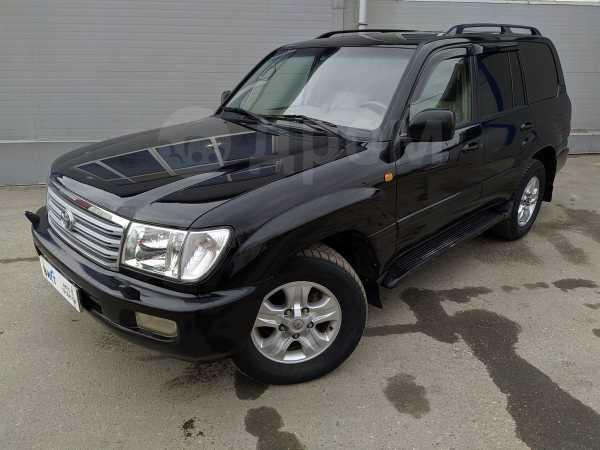 Toyota Land Cruiser, 2003 год, 760 000 руб.