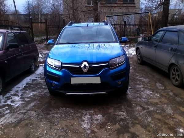 Renault Sandero Stepway, 2016 год, 620 000 руб.
