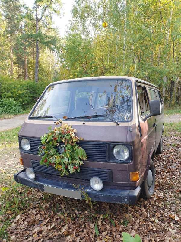 Volkswagen Caravelle, 1988 год, 120 000 руб.