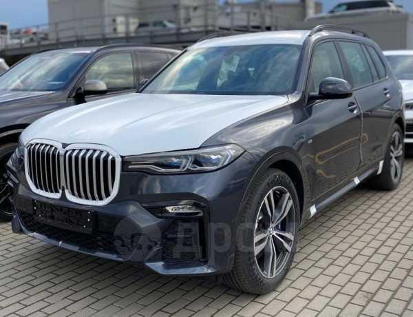 BMW X7, 2020 год, 6 800 000 руб.