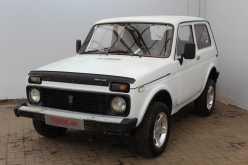 Нижний Новгород 4x4 2121 Нива 2000