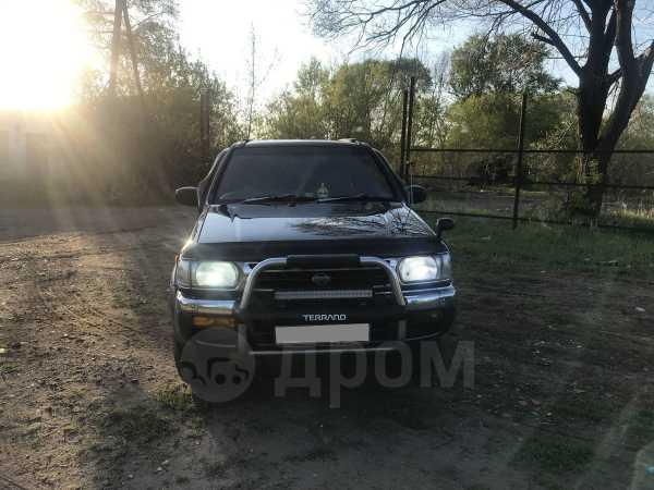 Nissan Terrano, 1997 год, 460 000 руб.